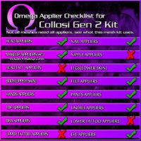 Colosi - Gen1 Checklist
