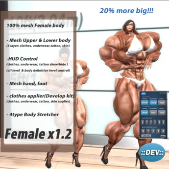 OSK – Dev Muscle Bodies | Omega Solutions